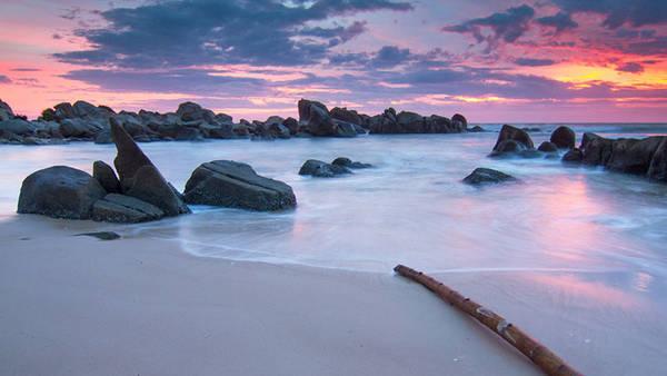 Du lịch Phan Thiết - vịnh Đá Nhảy - iVIVU.com