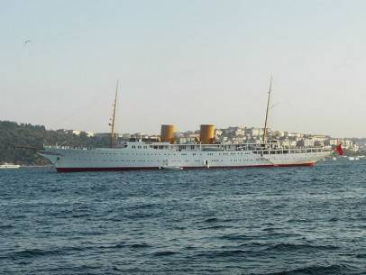 22 siêu du thuyền lớn nhất thế giới - 11-the-republic-of-turkeys-savarona-446-feet-long-1931-1366012608486 - ivivu.com