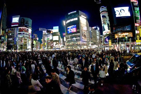 Du lịch Tokyo - Nhật Bản - Shibuya - iVIVU.com