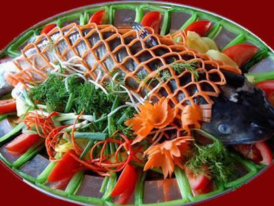 Đặc sản Cát Bà - cá song - iVIVU.com