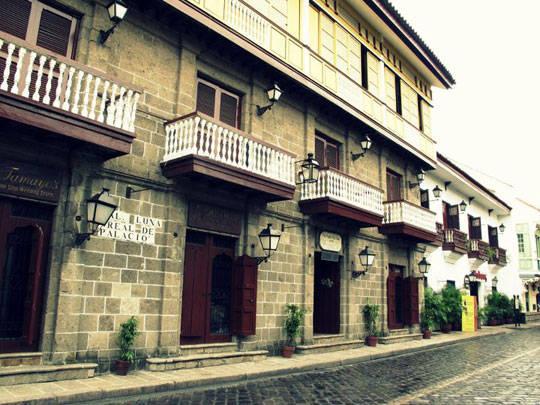 Du lịch Philippnes - cổ thành Intramuros - iVIVU.com