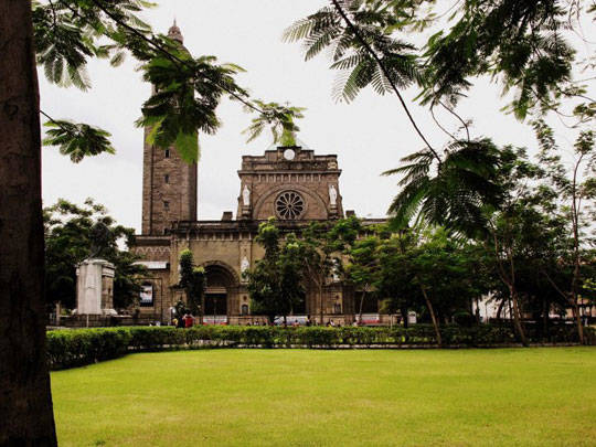 Du lịch Philippines - The Manila Cathedral - iVIVU.com