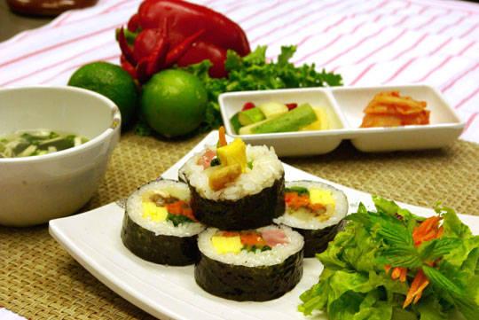 Ẩm thực Sài Gòn - món Hàn - iVIVU.com