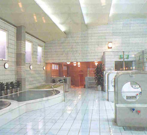 Du lịch Tokyo - Nhật Bản - Nhà tắm hơi Shimizu-yu - iVIVU.com