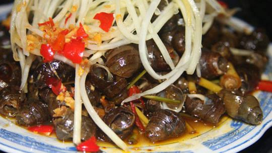 Món ngon Đà Nẵng - ốc hút- iVIVU.com