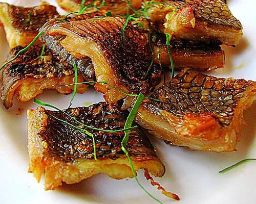 Đặc sản Cát Bà - rắn biển - iVIVU.com