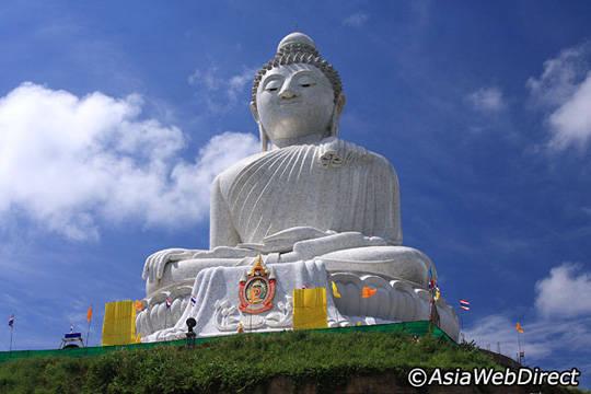 Du lịch Phuket - tượng Phật Lớn - iVIVU.com