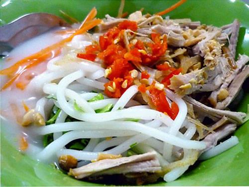 Món ngon Cần Thơ - Bánh tầm bì - iVIVU.com