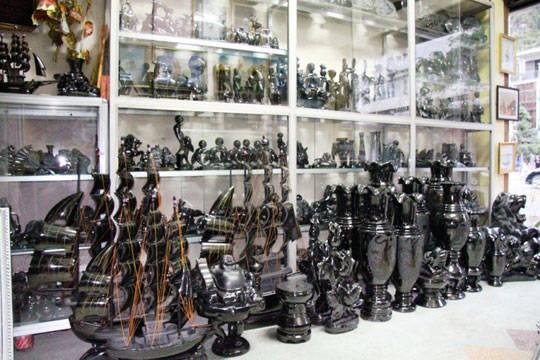 Mua sắm ở Hạ Long - mỹ nghệ than đá - iVIVU.com