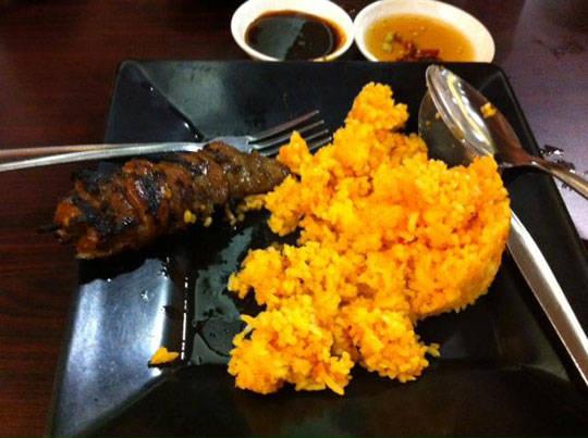 Ẩm thực Philippines - phần ăn 25k - iVIVU.com