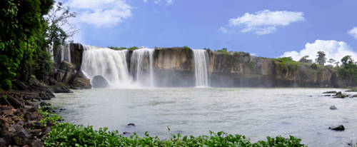 Du lịch Buôn Ma Thuột - Thác Dray Sap