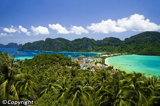 Du lịch Phuket - đảo Koh Phi Phi - iVIVU.com