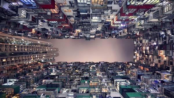 Nhà chọc trời ở Hồng Kông - Cùng iVIVU