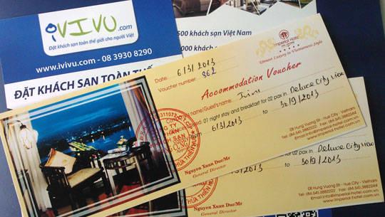 Khuyến mãi khách sạn - voucher Imperial - iVIVU.com