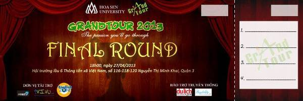 Final Round Grand Tour 2013