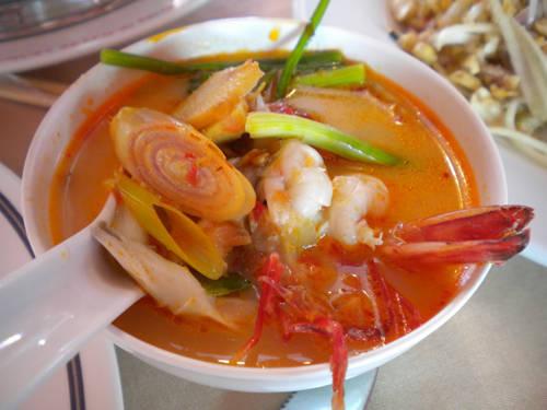 Ẩm thực Sài Gòn - món Thái - iVIVU.com