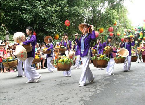 Lễ hội trái cây Nam Bộ