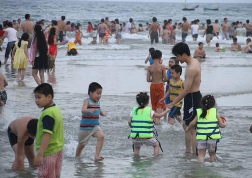 Bãi biển này có thời gian trở thành nỗi khiếp đảm với không ít du khách.