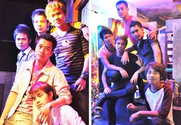 Tại Chiang Mai, gay không bị kỳ thị như ở nhiều nơi khác trên thế giới.