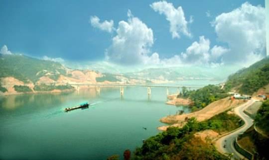 Mường Lay - Hạ Long trên cao - Cùng iVIVU.com