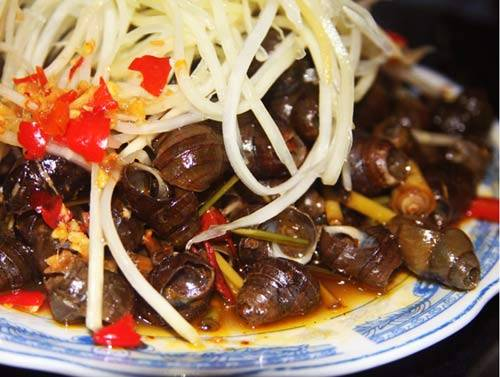 Món ngon Đà Nẵng - Ốc hút - Cùng iVIVU.com