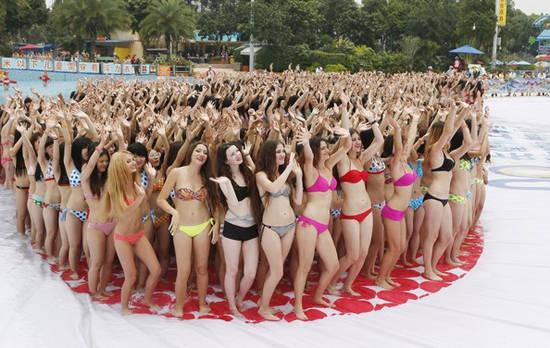 Lễ hội bkini - Cùng iVIVU