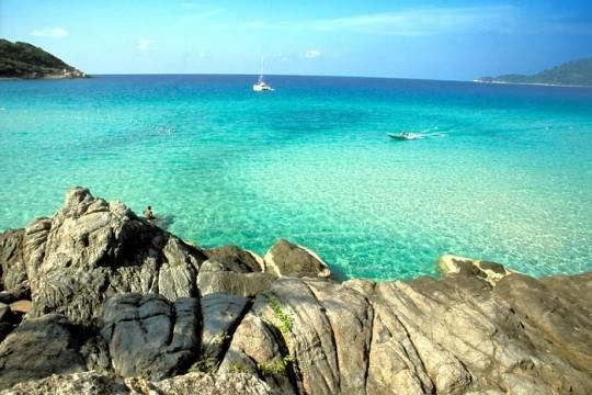 Những thiên đường biển đảo ở Malaysia