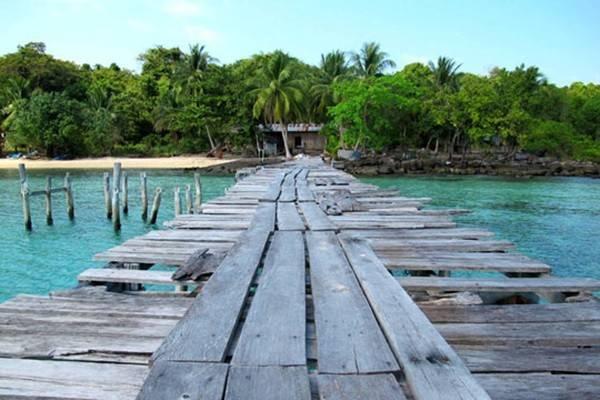 Đảo Koh Tang, Campuchia