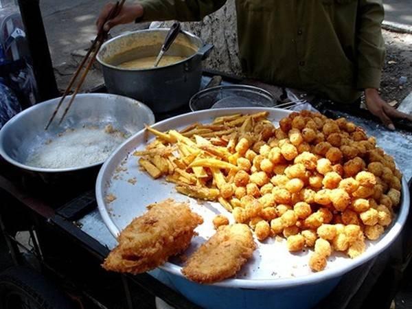 10 món ăn vặt dưới 10 nghìn đồng ở Sài Gòn