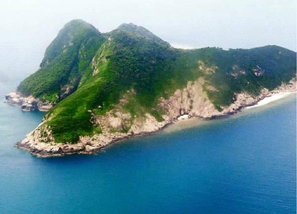 Hòn Bảy Cạnh hoang sơ của vùng biển Côn Đảo