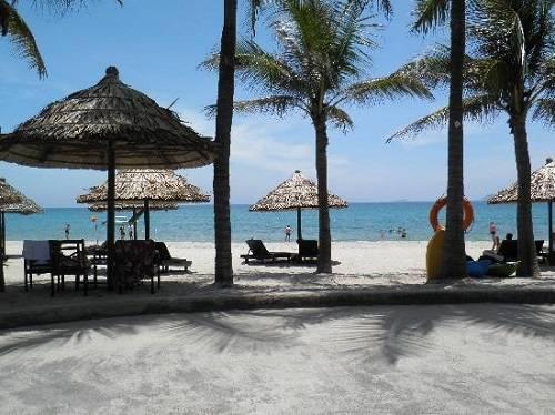Cửa Đại lọt vào top các bãi biển đẹp nhất Châu Á