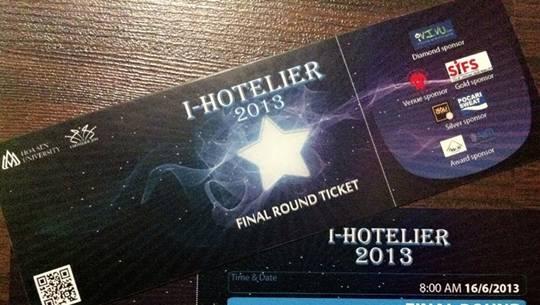 iVIVU.com tài trợ I-HOTELIER 2013