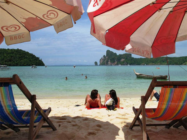 Krabi - chốn thiên đường ít người biết ở Thái Lan