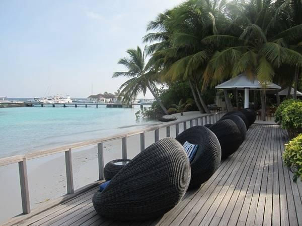 'Mê hồn trận' ở Maldives