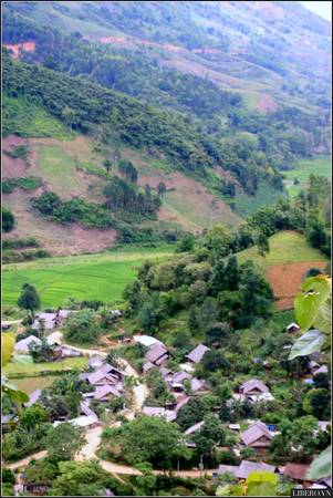 Bản làng ở Sapa