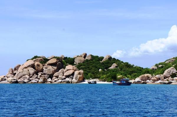 10 lý do phải một lần đến đảo Bình Ba