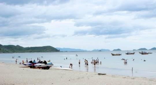 Khám phá du lịch biển dốc Lết hoang sơ trong quần thế du lịch Nha Trang tại khánh Hòa