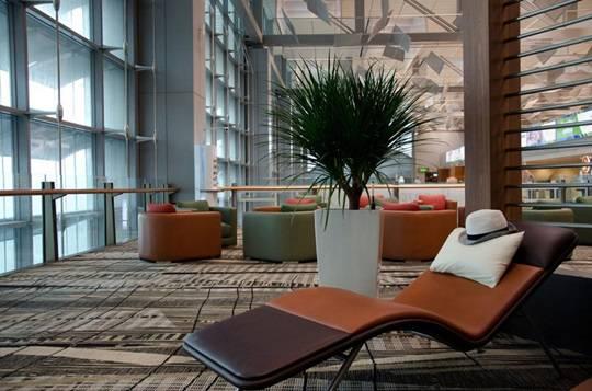 Nơi nghỉ ngơi trong sân bay