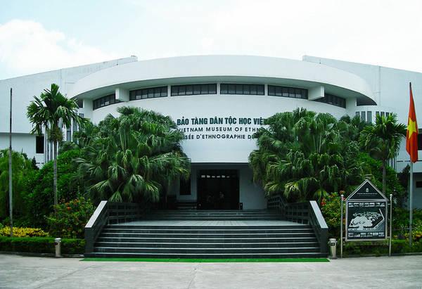 Bảo tàng dân tộc học Việt Nam Bảo tàng dân tộc học Việt Nam