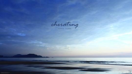 Bãi biển Cherating được người dân Malay yêu thích