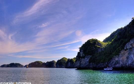 Vịnh Lan Hạ đẹp tuyệt