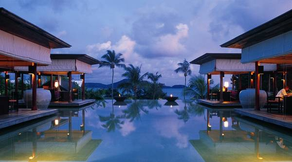 Khu nghỉ mát Evason Ana Mandara Nha Trang