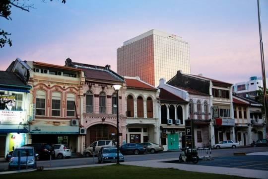 George Town – Khu thị trấn cổ
