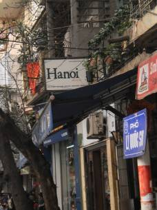 Dấu hiện nhận ra Hanoi House