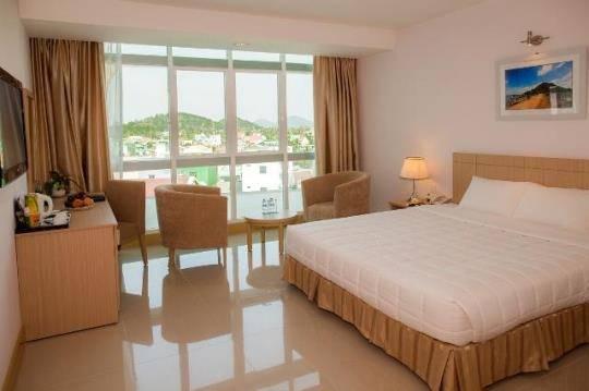 Nội thất bên trong khách sạn River Hà Tiên