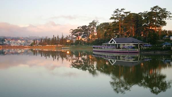 Hồ Xuân Hương ở Đà Lạt