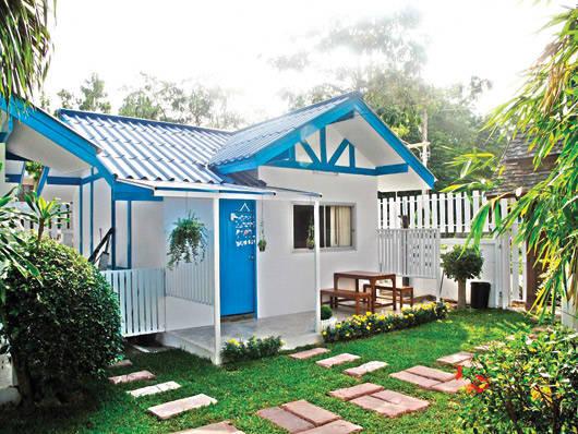 Căn nhà xinh xắn của tôi ở Hua Hin
