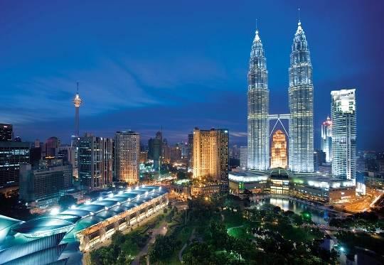 Kuala Lumpur truyền thống và hiện đại