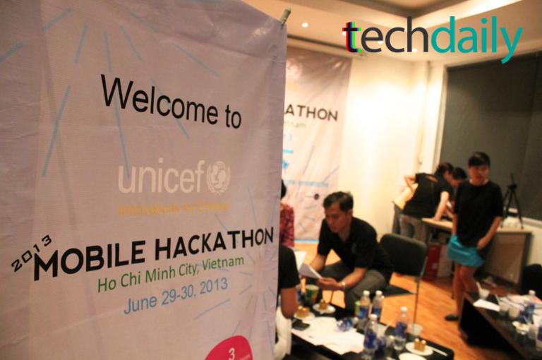 Cuộc thi phát triển ứng dụng hướng tới cộng đồng và trẻ em đầu tiên do UNICEF phát động tại Việt Nam kết thúc tốt đẹp – Ảnh: Techdaily.vn