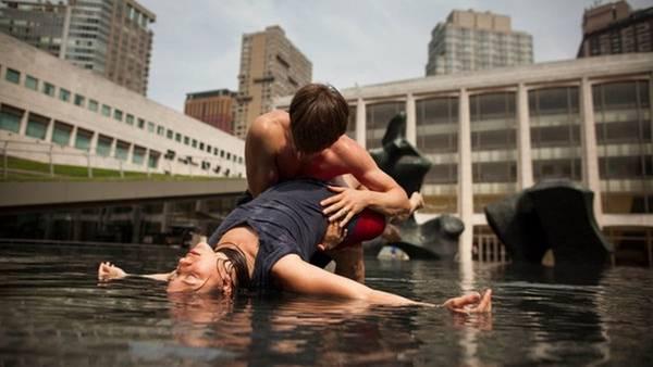 Múa đương đại ở Lincoln Center